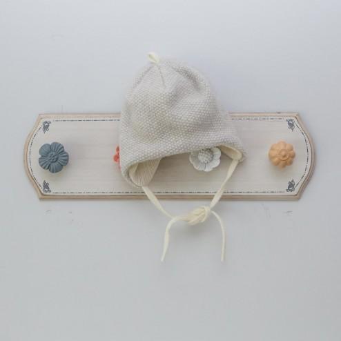 Merino wool cap