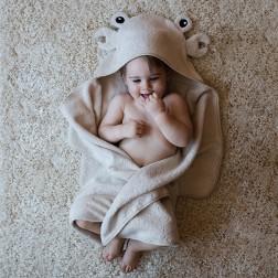 """Towel """"Krabas""""."""