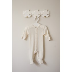 Merino wool playsuit