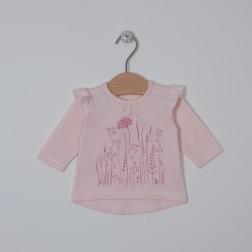 """Suknelė - marškinėliai """"Flora"""""""